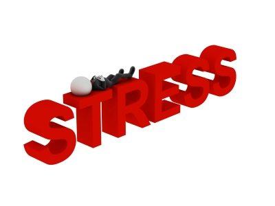Stress Logo