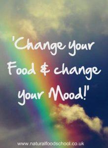 Change your food