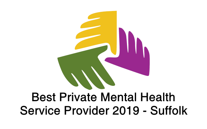 Anglia Counselling was voted best Suffolk private mental health service provider in 2019!